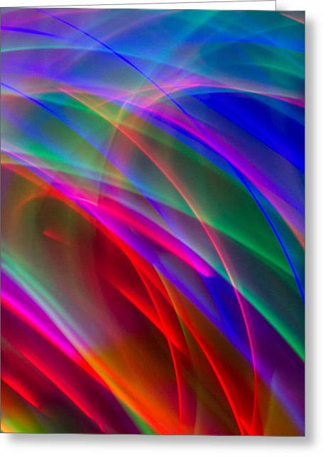 Abstract 23 Greeting Card