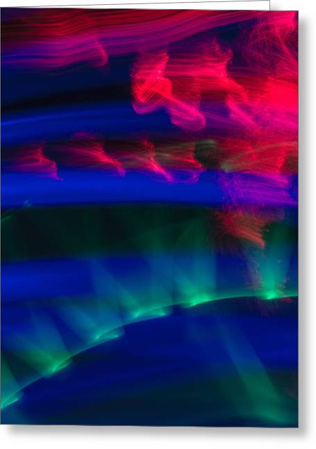 Abstract 31 Greeting Card