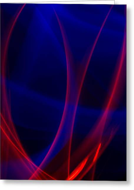 Abstract 37 Greeting Card