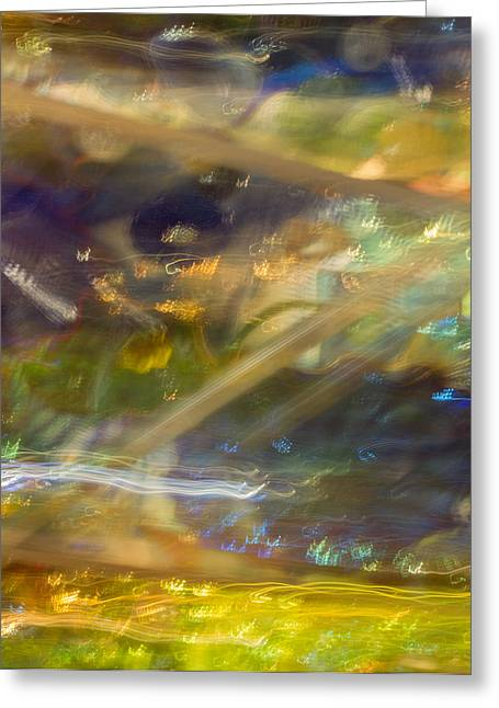 Abstract 6 Greeting Card