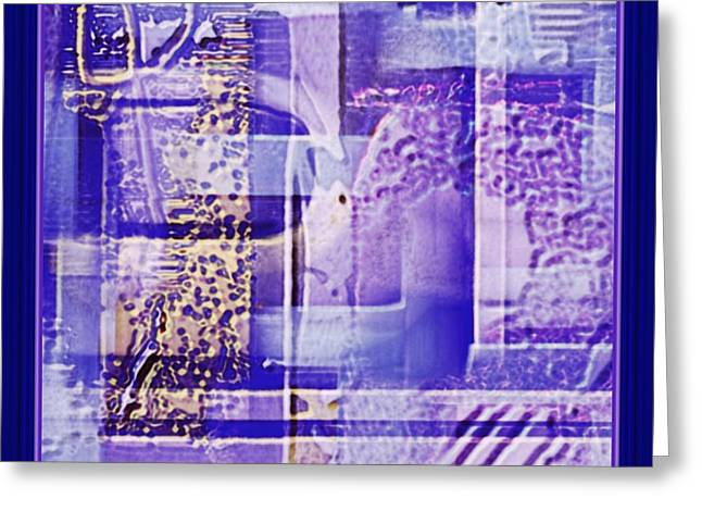 Abstract 950 Greeting Card by Nedunseralathan R