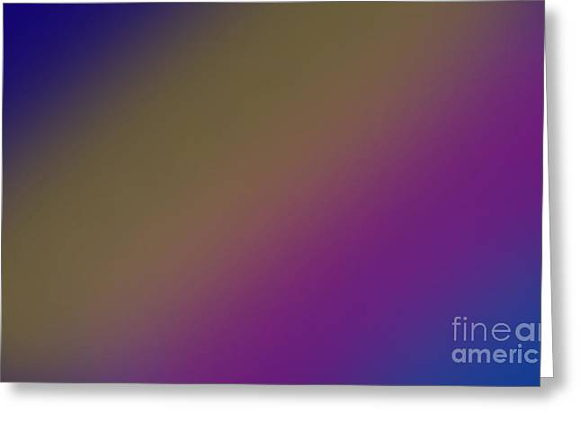 Abstract And Polychromatic Background 2 Greeting Card by Enrique Cardenas-elorduy