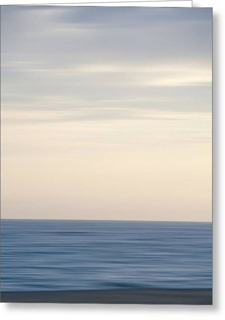Abstract Seascape No. 04 Greeting Card