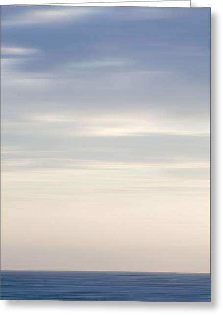Abstract Seascape No. 05 Greeting Card