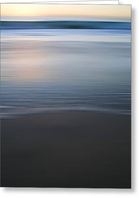 Abstract Seascape No. 06 Greeting Card
