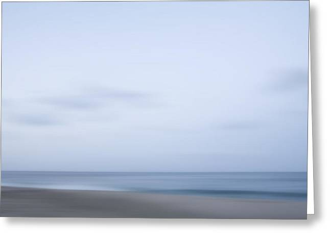 Abstract Seascape No. 08 Greeting Card
