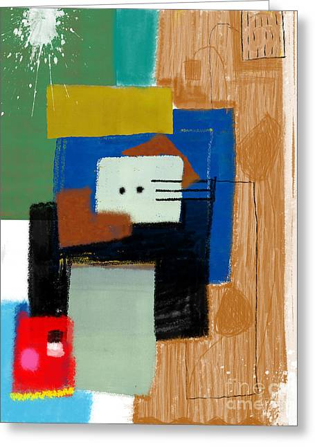 Abstract, Which Consists Of A Plurality Greeting Card
