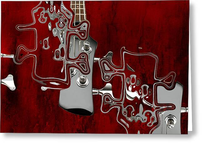 Abstrait En Do Majeur - S02t02a Greeting Card