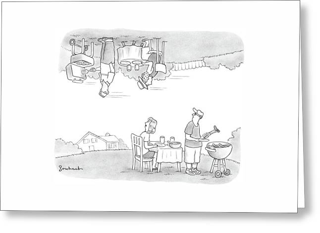 Add Your Own Caption Week #292 Greeting Card by David Borchart