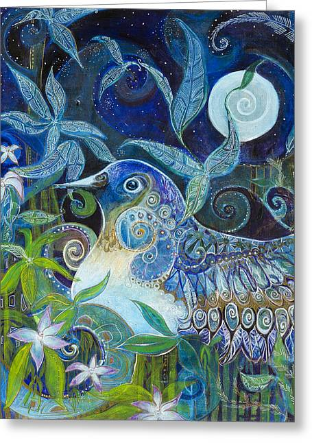 Admiration Greeting Card