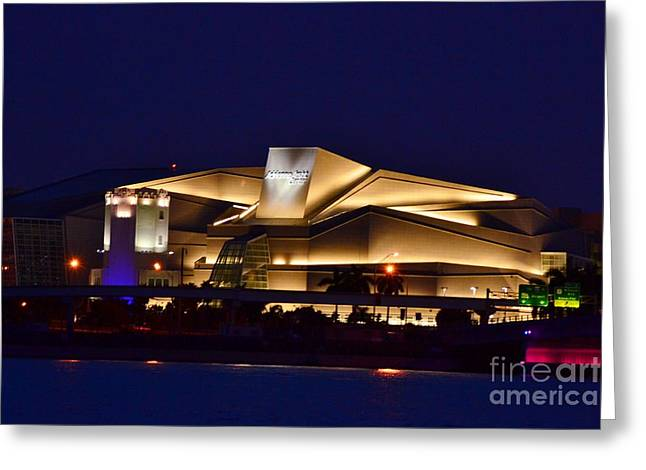 Adrienne Arsht Center Performing Art Greeting Card