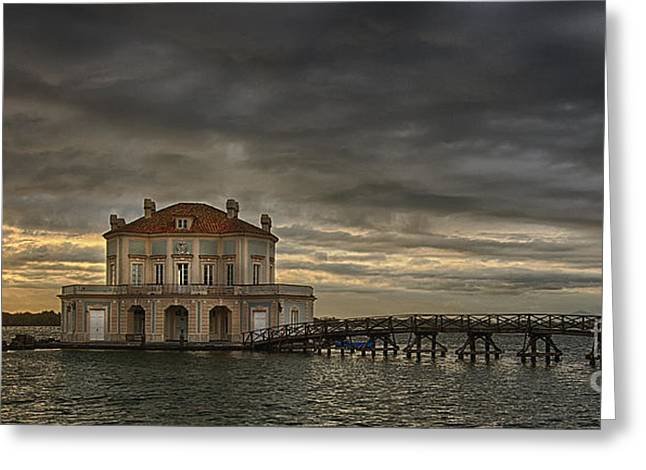 After The Storm 2 Greeting Card by Giovanni Chianese