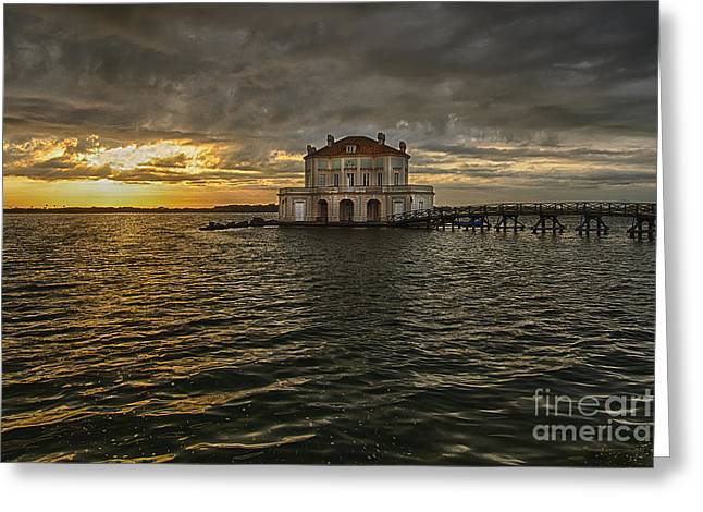 After The Storm Greeting Card by Giovanni Chianese