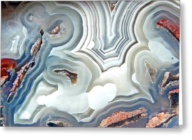 Agate 2 Micro Greeting Card