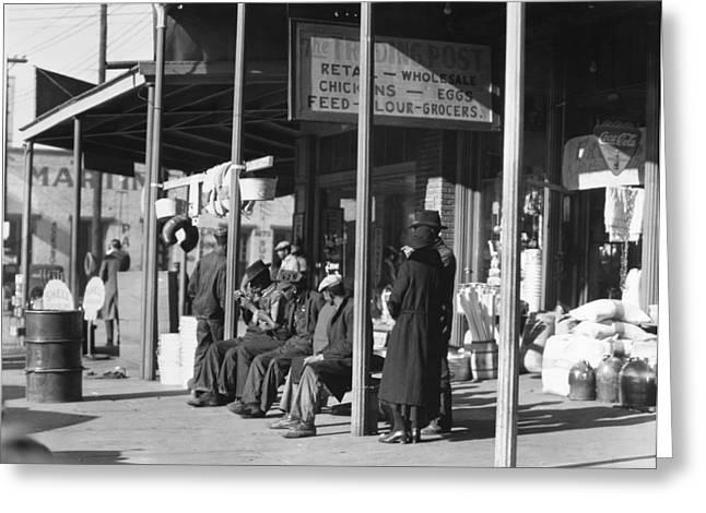 Alabama Selma, 1935 Greeting Card by Granger