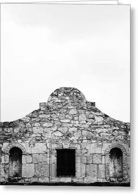 Alamo 1 Greeting Card by John Gusky