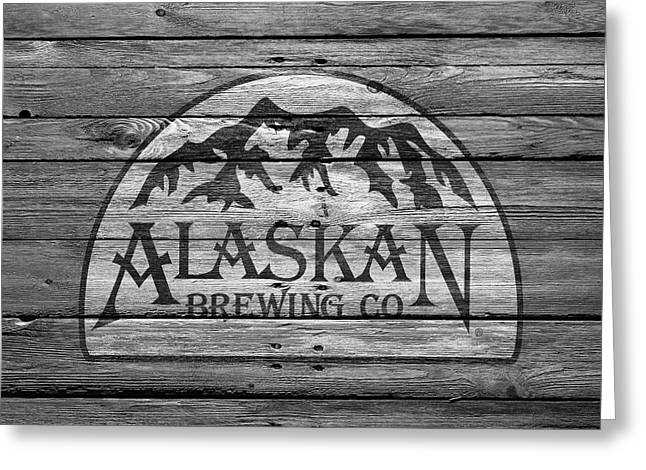 Alaskan Brewing Greeting Card