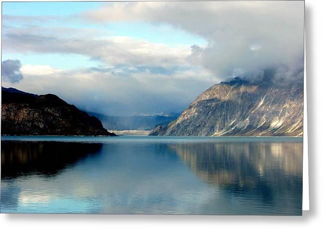 Alaskan Splendor Greeting Card