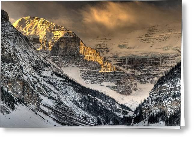 Alberta Sunrise Greeting Card