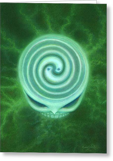Alchemical Toxicity Greeting Card