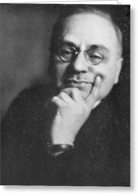 Alfred Adler (1870-1937) Greeting Card
