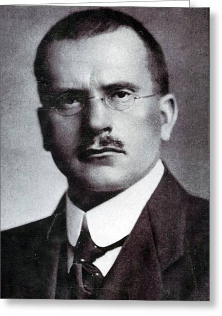 Alfred W Adler Greeting Card