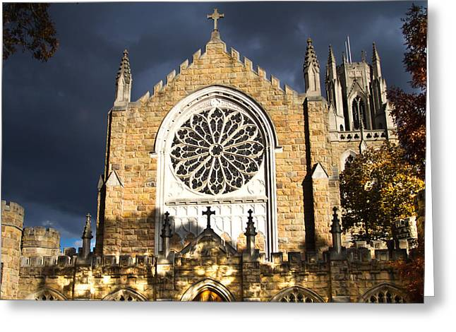 All Saints' Chapel Greeting Card