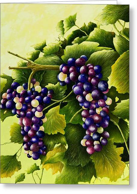 Almost Harvest Time Greeting Card