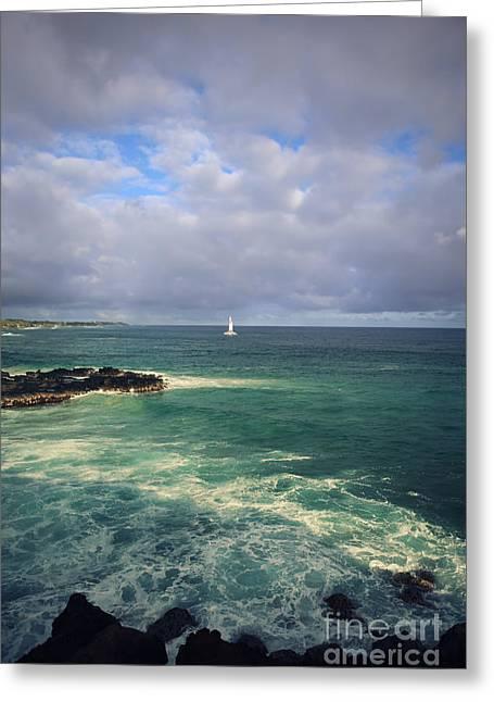 Aloha Greeting Card