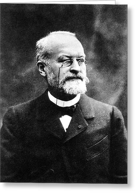 Alphonse Laveran Greeting Card by National Library Of Medicine