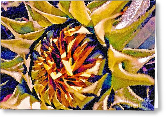 Greeting Card featuring the photograph Always Summer by Gwyn Newcombe