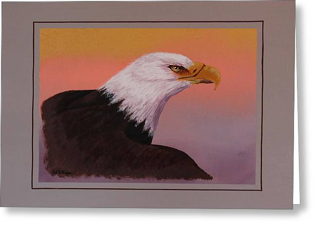 American Legacy Greeting Card