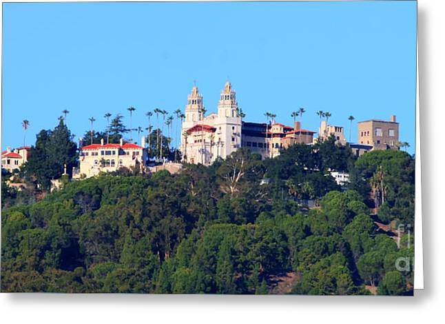America's Castle Greeting Card by Tap On Photo