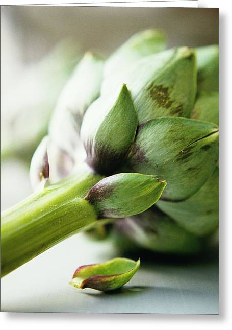 An Artichoke Greeting Card
