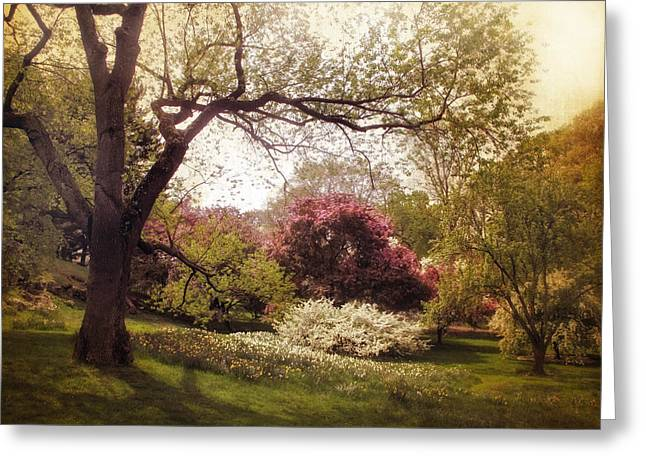 An Early Spring Greeting Card by Jessica Jenney