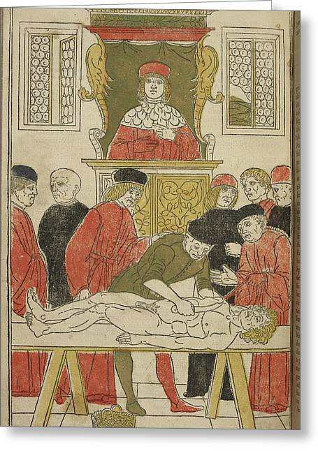 An Operation Greeting Card by British Library