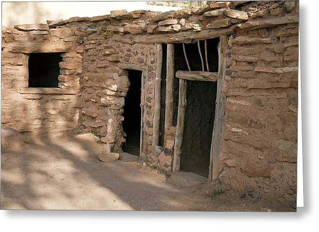 Anasazi House Greeting Card