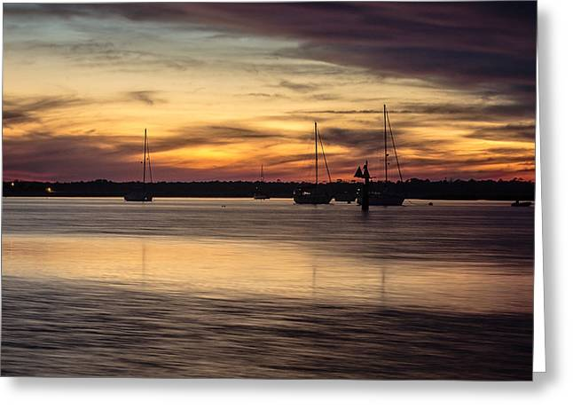 Greeting Card featuring the photograph And Soon I Will Be Free by Wade Brooks