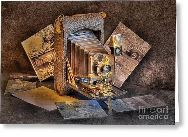 And Then Came Digital Greeting Card by Arnie Goldstein