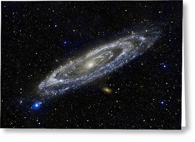 Andromeda Greeting Card