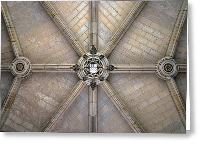 Greeting Card featuring the photograph Angles by Glenn DiPaola