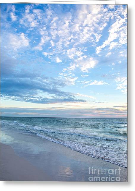 Anna Maria Island Beach Greeting Card