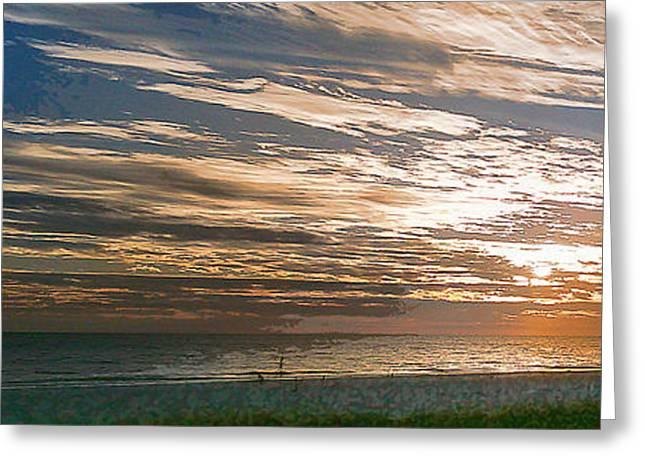Anna Maria Island Sunset Greeting Card