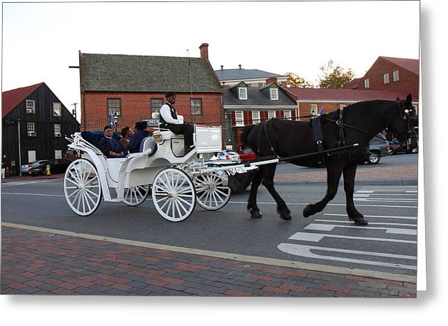Annapolis Md - 121254 Greeting Card