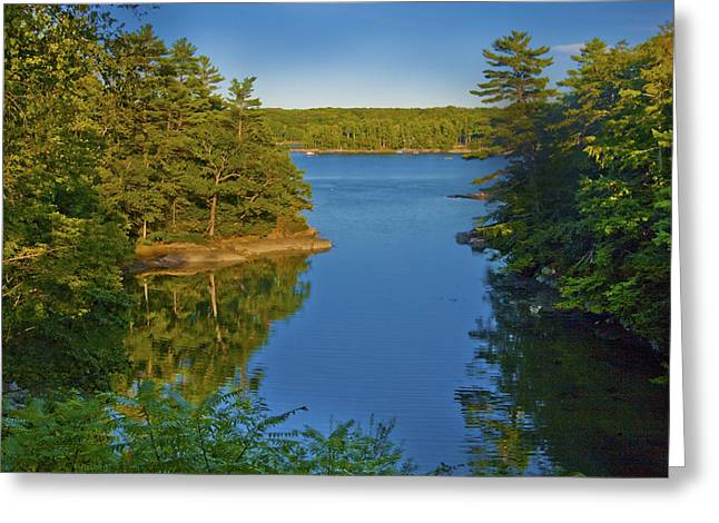 Anne's Cove Greeting Card