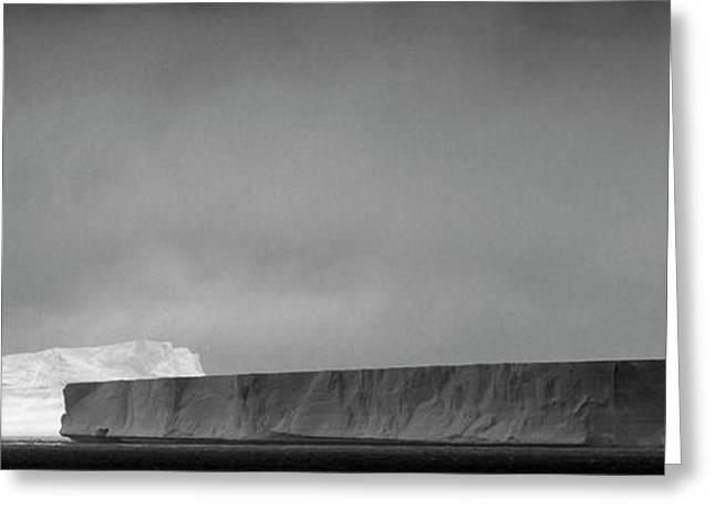 Antarctica, South Atlantic, Weddell Sea Greeting Card by Jaynes Gallery
