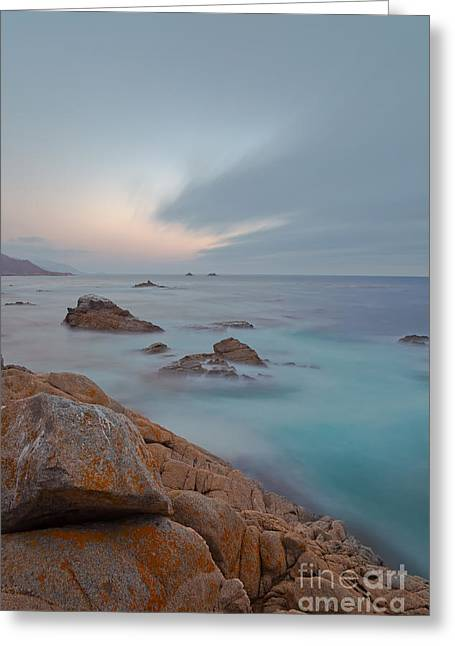 Greeting Card featuring the photograph Approaching Storm by Jonathan Nguyen