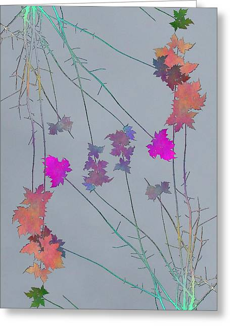 Arbor Autumn Harmony 1 Greeting Card