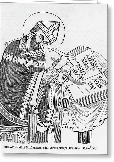 Archbishop Of Canterbury, Archbishop Greeting Card