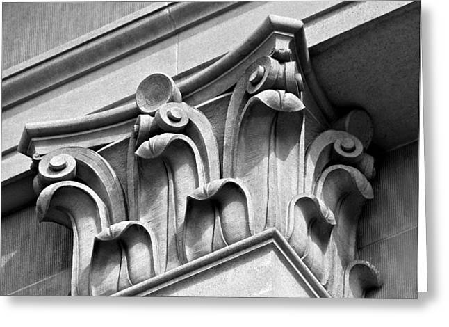 Architectural Elements Greeting Card